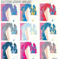 Elton John Leather Jackets (Vinyl rip 24 bit 96 khz)