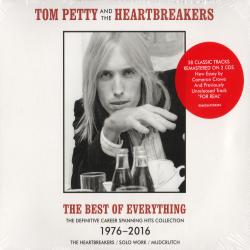 Tom Petty And The Heartbreakers - The Best Of Everything (The Definitive Career Spanning Hits Collection 1976-2016) (2CD)
