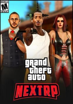 GTA / Grand Theft Auto: San Andreas - NEXT RP [18.4.20]