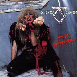 Twisted Sister - Stay Hungry Tour