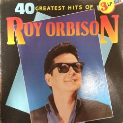 Roy Orbison 40 Greatest Hits Of Roy Orbison (Vinyl rip 24 bit 96 khz)