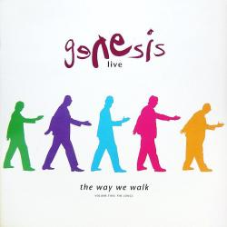Genesis Live / The Way We Walk (Vinyl rip 24 bit 96 khz)