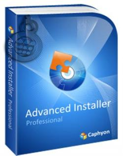 Advanced Installer Enterprise 8.1.1.34480