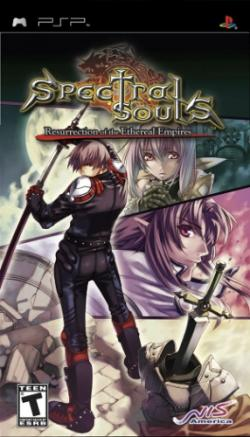 [PSP] Spectral Souls: Resurrection of the Ethereal Empires [FULL] [CSO] [ENG]