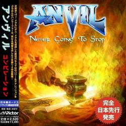 Anvil - Never Going To Stop